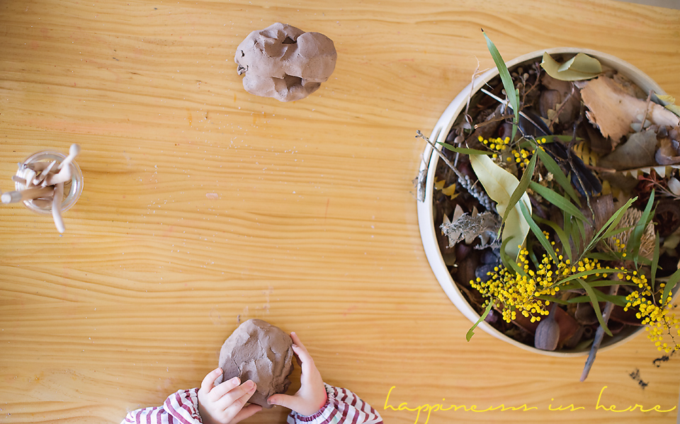 Clay + Nature | Happiness is here
