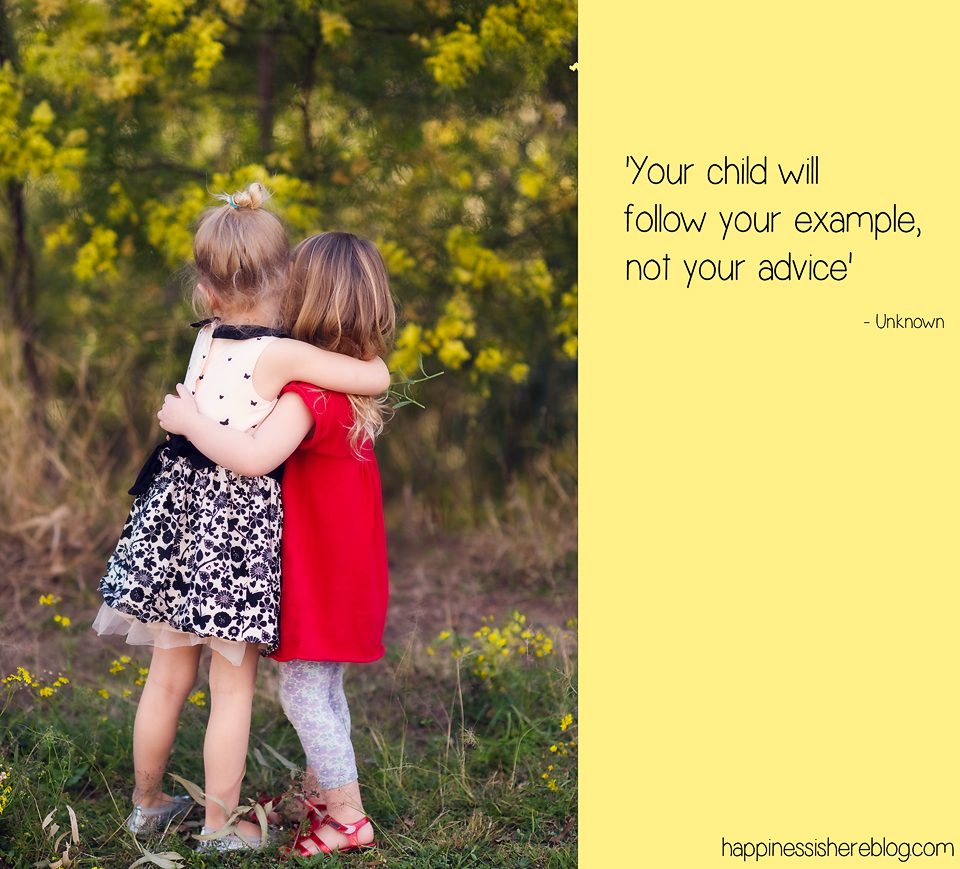 I don't want obedient children | Happiness is here