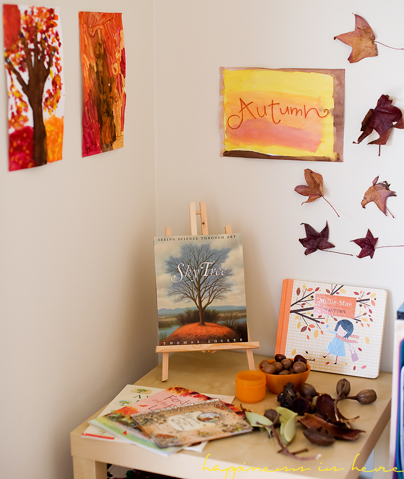 Marking the seasons | Happiness is here