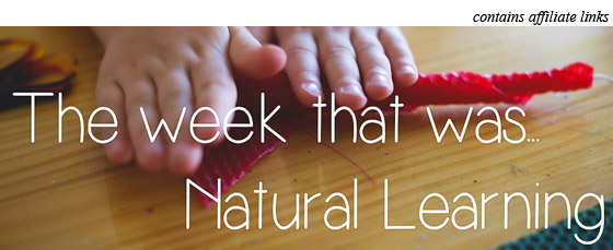 Natural Learning Week