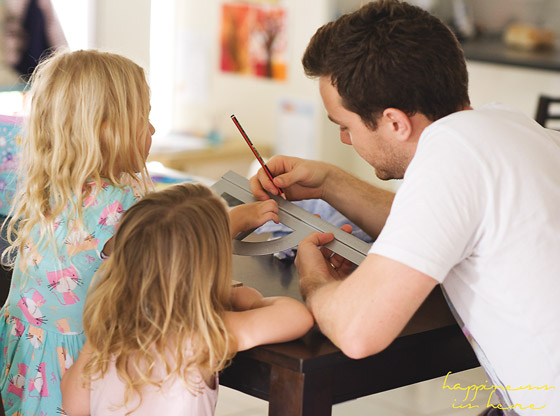 Deciding to homeschool: A Dad's perspective   Happiness is here
