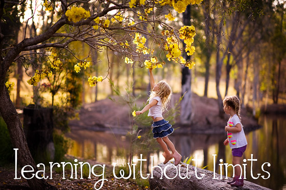 Learning without limits | Happiness is here