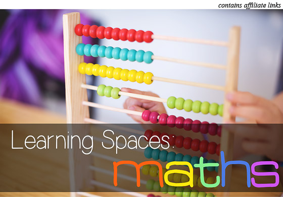 Learning Spaces: Maths