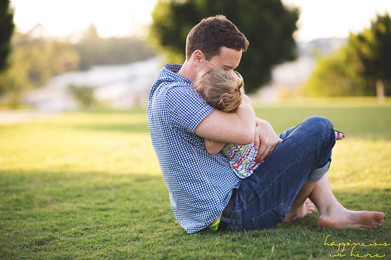 To My Wife: Why I'm Not a Super Dad