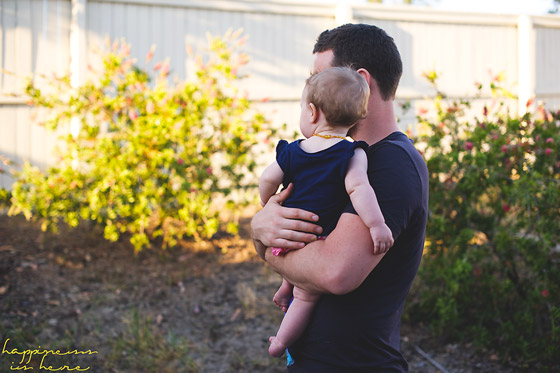 To My Wife: Why I'm Not a Super Dad | Happiness is here