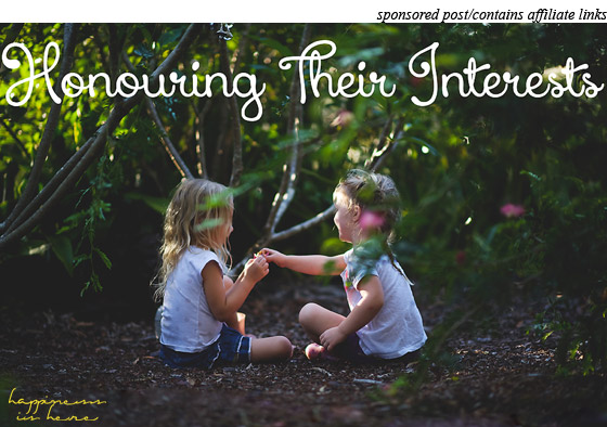 Honouring Their Interests | Happiness is here