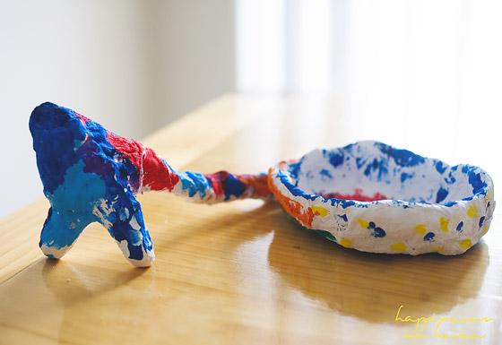 Foil + Mod Rock Sculptures
