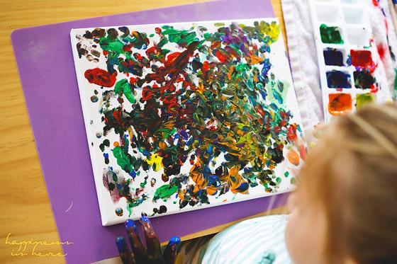 Art: Exploring Pointillism