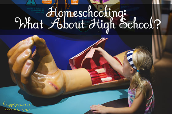 Homeschooling: What About High School?