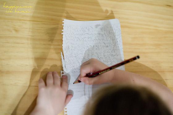 An Unschool Journal (April)
