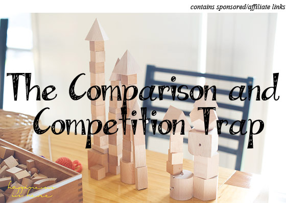 The Comparison and Competition Trap