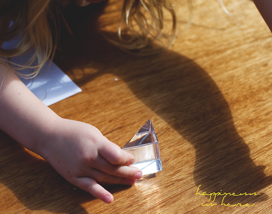 Exploring Refraction: A Child-led Discovery
