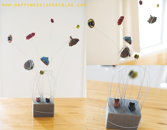 Seed Pod Sculptures