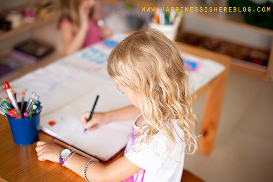 Unschooling: Planning the Year