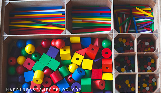 All You Need To Know About Loose Parts