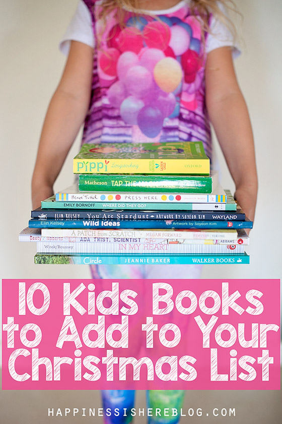 Kids Books to Add to Your Christmas List