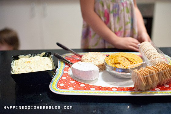 Everyday Unschooling: A 3 course dinner? Yes please!