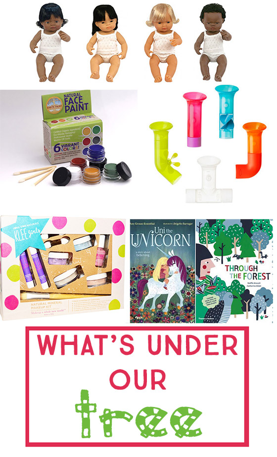 What's Under Our Christmas Tree – 2016 Gift Guide