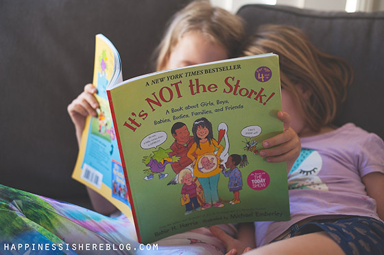 Everyday Parenting: The Sex Talk
