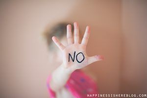 7 Things to Consider When Your Child Says No
