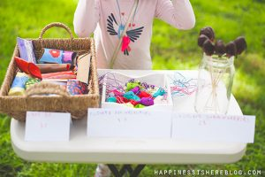 Everyday Unschooling: Fairs and Markets