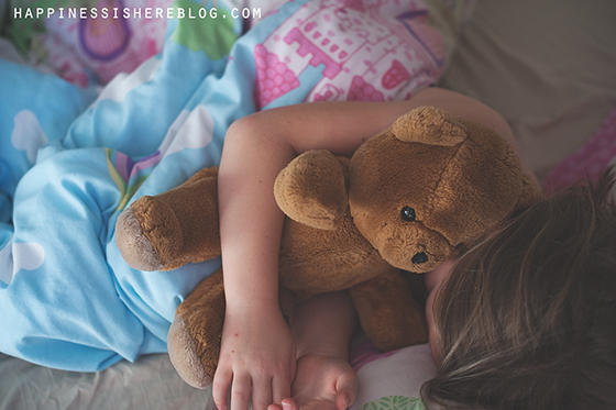 What bedtime looks like for kids with no bedtime