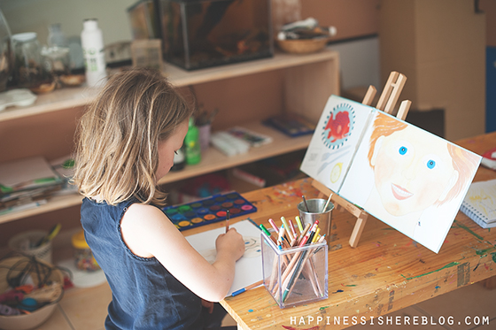 The Reality of Unschooling: A Day in the Life