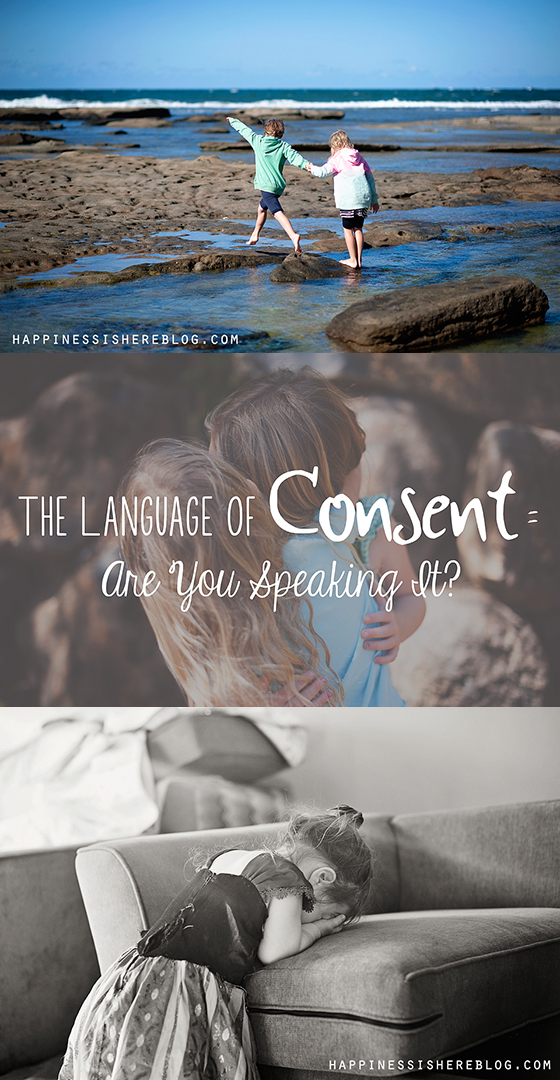 The Language of Consent: Are You Speaking It?