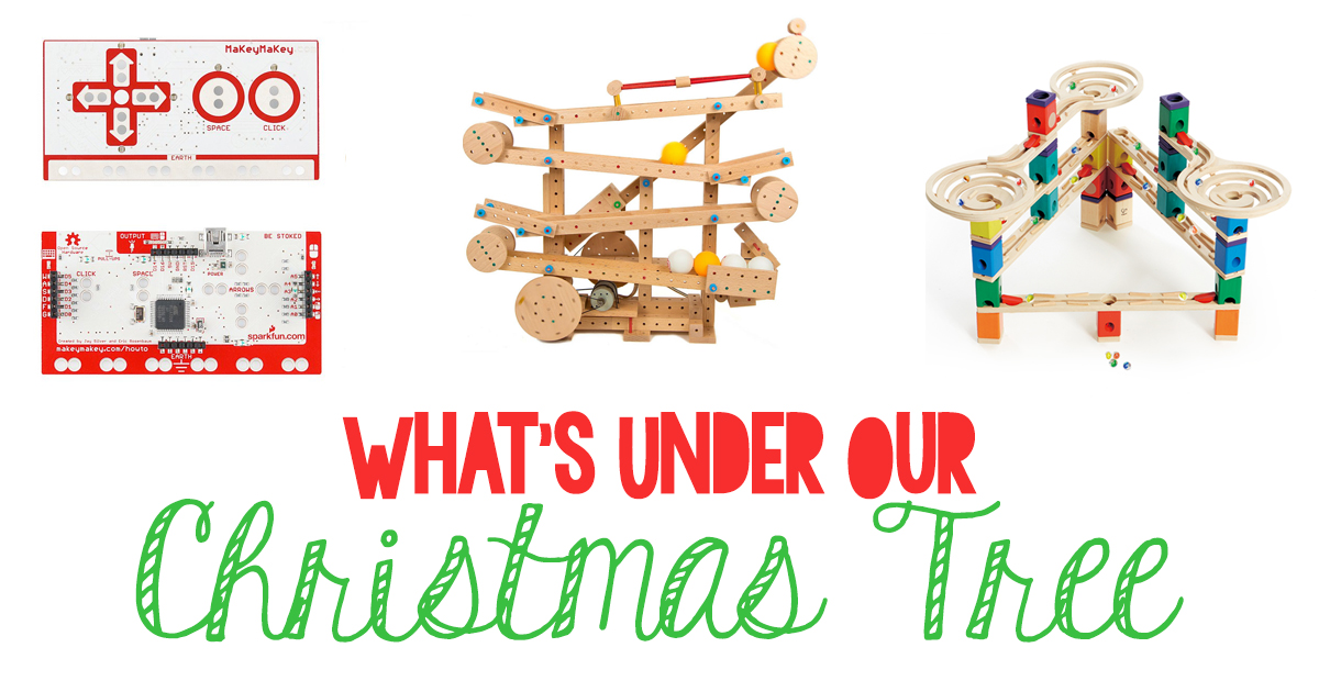 What's Under The Christmas Tree – 2017 Gifts