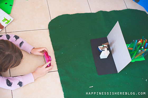 Everyday Unschooling: Stop-Motion