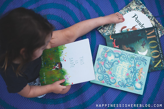 Stunning Children's Books We Love