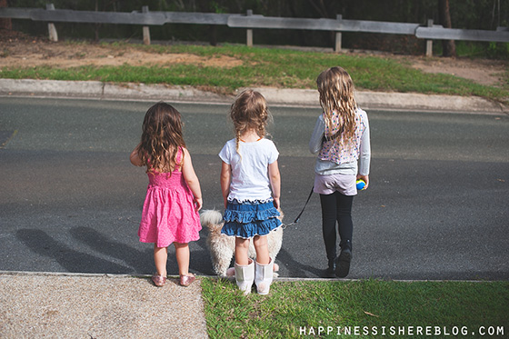 A Day in the Life of a Respectful Parent