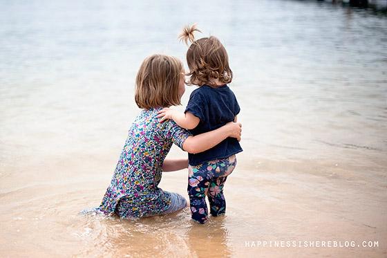 Siblings can be friends