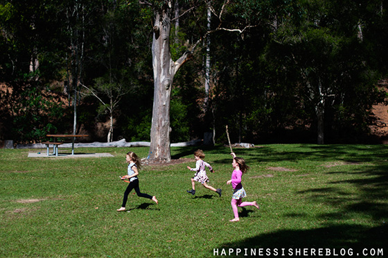 Children Who Don't Go to School: What Does It Look like to Play All Day?