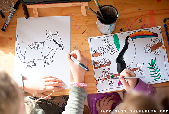 Artventure: Online Art Lessons for Kids