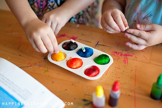 Project Time: Nurturing Inspired Kids