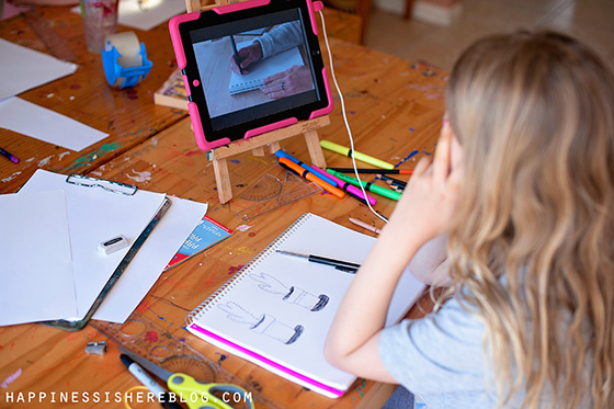 JAM Online Course for Kids