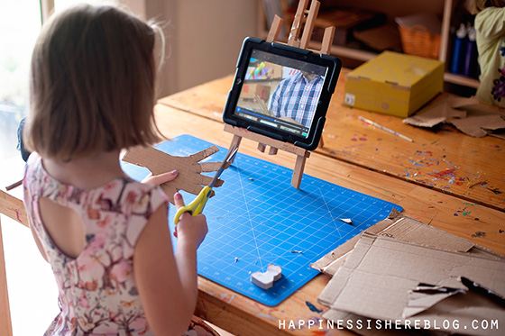 Online Courses for Creative Kids | Happiness is here