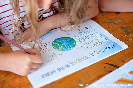 2019 Unschooling Goal Setting