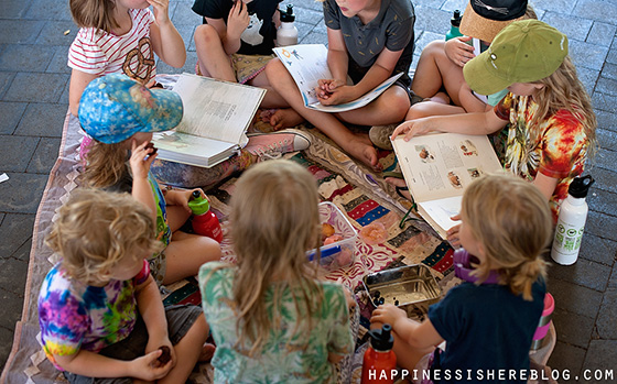 5 Events to Try with Your Homeschool Group