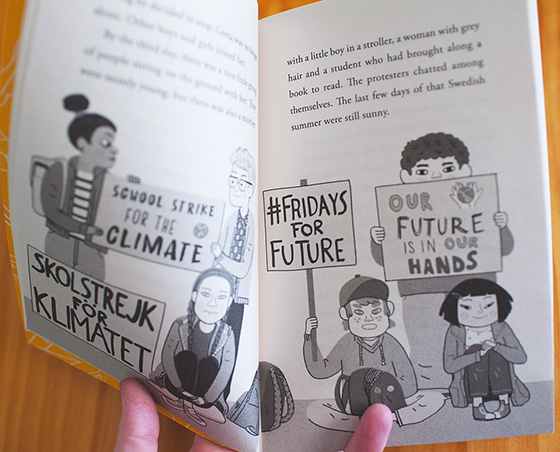 Book Recommendations for Inspired Kids