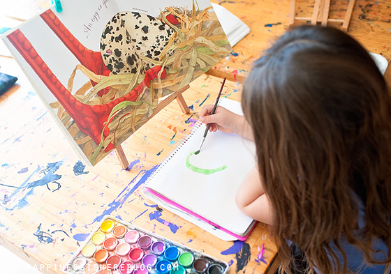Unschooling: A Week in Our Life