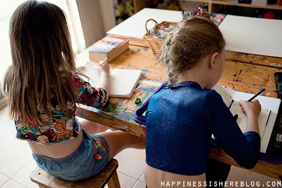 Unschooling Creating Rhythm