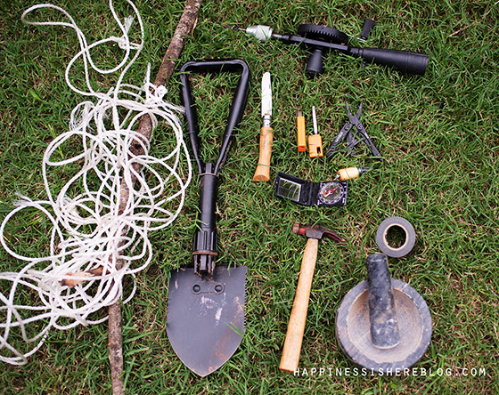 Outdoor Tools for Kids